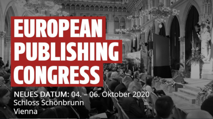 European Publishing Congress verschoben