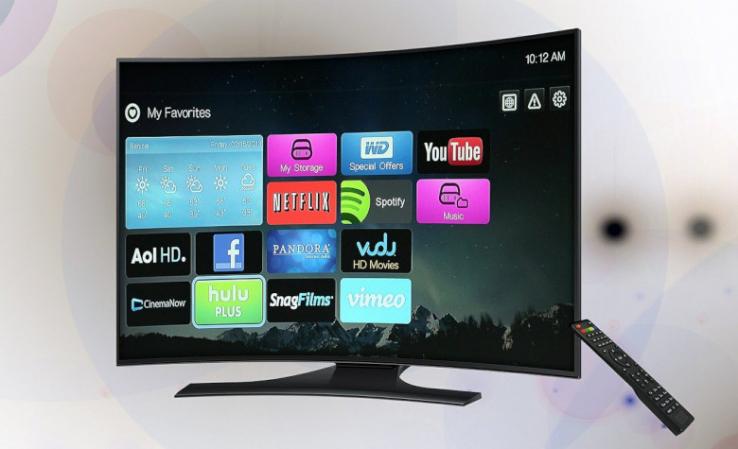 Datenkraken Smart-TVs