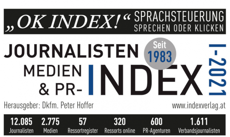 Journalistenindex fertig