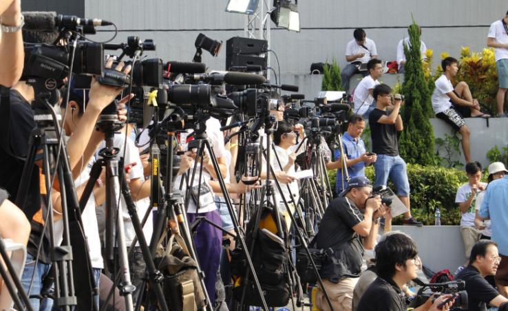 Verwirrung beim Journalistenclub