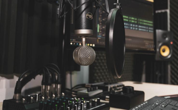 Österreich wird audio-visuell