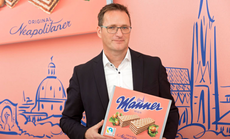 Manner mit neuem CEO