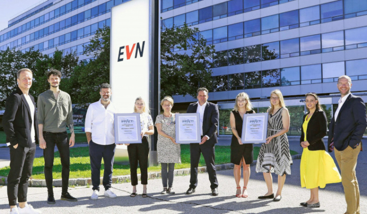 EVN holte Regional-Impact