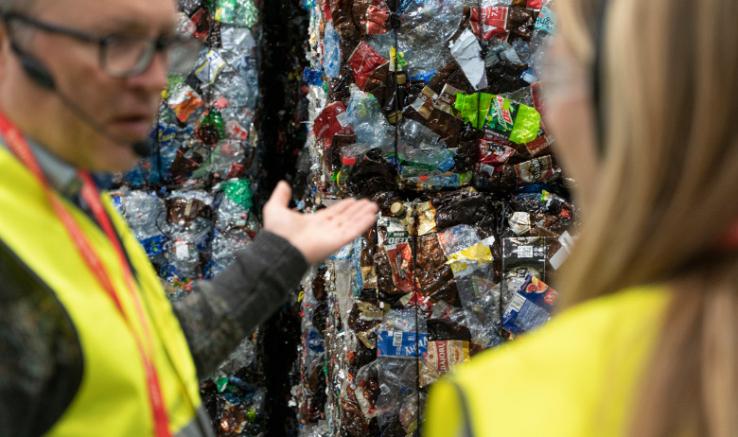 Regierung gelobt Recycling