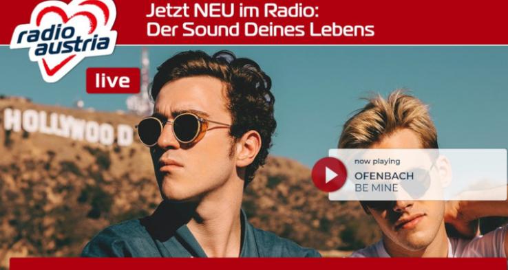 Radio Austria gestartet