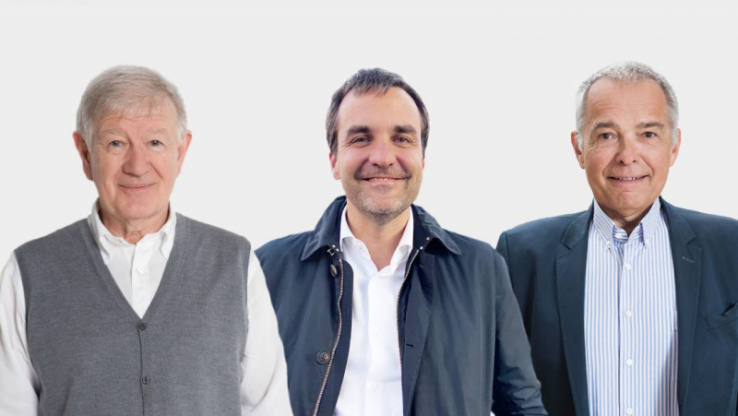 Florian Klenk ist Mitgesellschafter des Falter